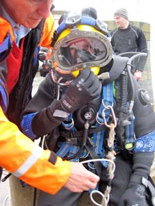 Comercial scuba diving?????